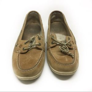 Sperry Boat Shoes Slightly Used Size 11